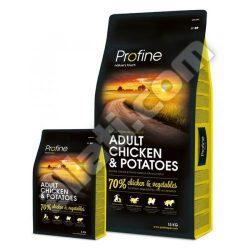 Profine super prémium Adult medium Chicken&Potatoes 15kg ,