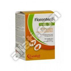 Florentero probiotikum tabletta 30 db / doboz kutyáknak és macskáknak