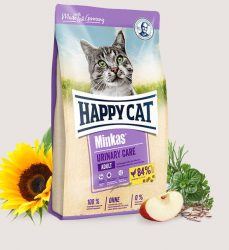 Happy Cat minkas urinary cicaeledel 10kg.