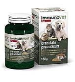 Immunovet granulátum 150 gr. ( 10ttkg-ként 1gr. ( csapott mérő kanál ))