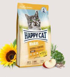 Happy Cat minkas hairball cicaeledel 10kg. Szörlabda elleni védelemmel.