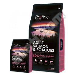 Profine super prémium hipoallergén adult salmon 15kg  ,