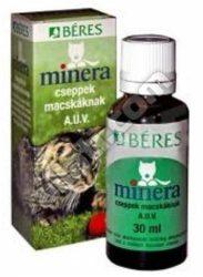 Béres Minera csepp macskának 30ml