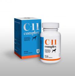 Próbáld ki : C-11 complex integrált porcvédő tabletta 60tabletta/doboz , Csomagolás váltás alatt
