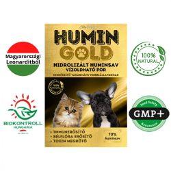 Kedvezményes szállítással : HUMIN GOLD Huminsav 500gr.