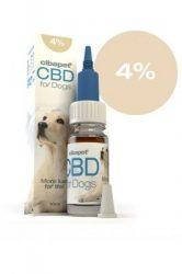 Cibapet 4% CBD olaj kutyáknak 10ml Termék szavatosság : 2023.02